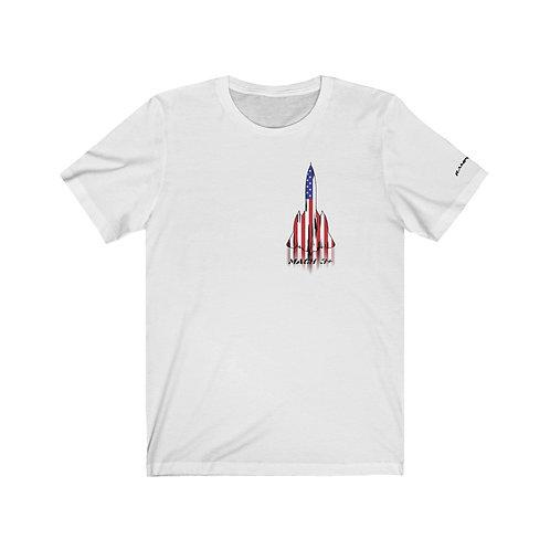 SR-71 USA MACH 3+ FULL SEND Unisex T-Shirt