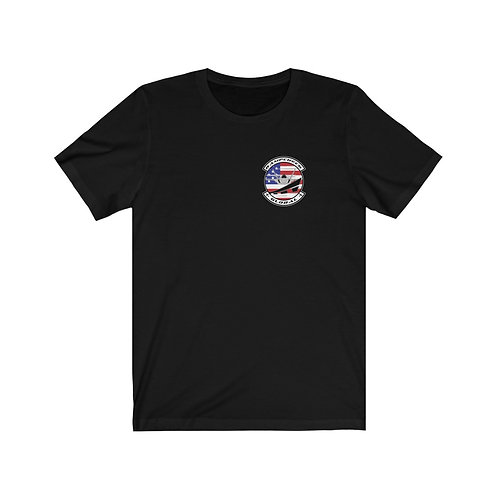 OFFICIAL RAMPCHECK GLOBAL LOGO Unisex Short Sleeve T-Shirt