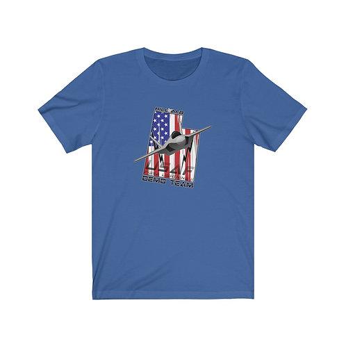 UNOFFICIAL USAF F-35A LIGHTNING II DEMO TEAM HILL AFB, UTAH Lightweight T-shirt
