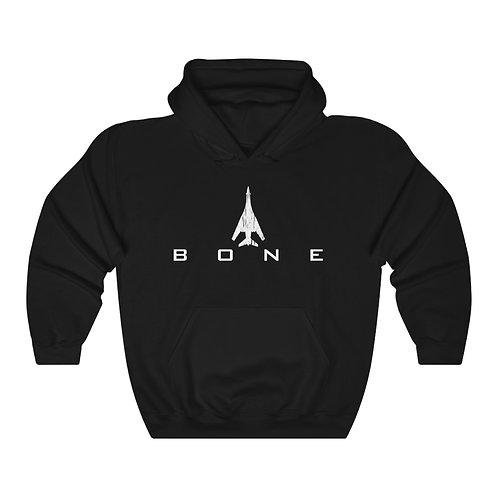 B-1 BONE Unisex Heavy Blend Hoodie