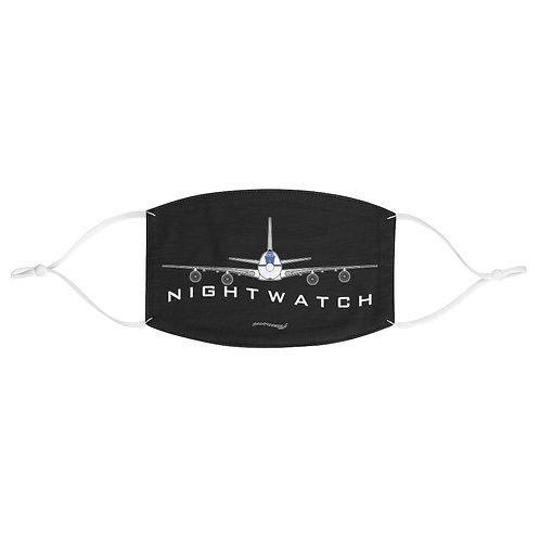 E-4 NIGHTWATCH Fabric Face Mask