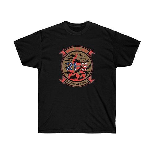 UNOFFICIAL RED FLAG 21-3 Heavyweight T-shirt