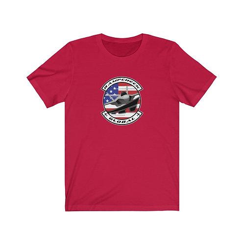 RAMPCHECK GLOBAL USA LOGO Lightweight T-shirt