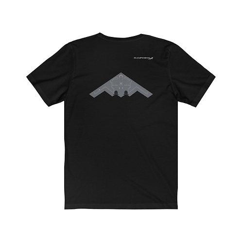UNOFFICIAL USAF B-2A SPIRIT Unisex Short Sleeve T-Shirt