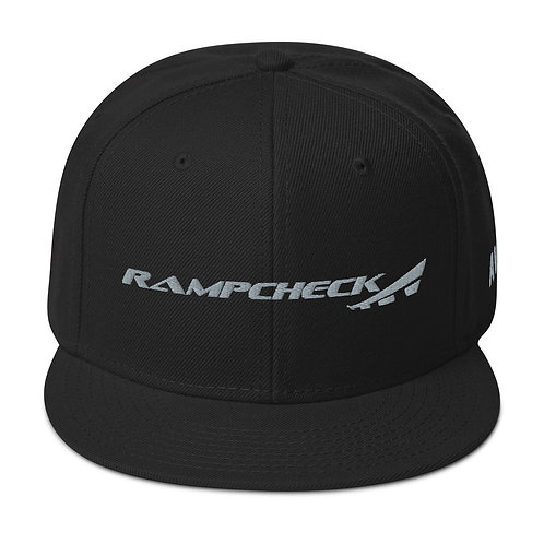 RAMPCHECK LOGO AVGEEK Snapback Hat