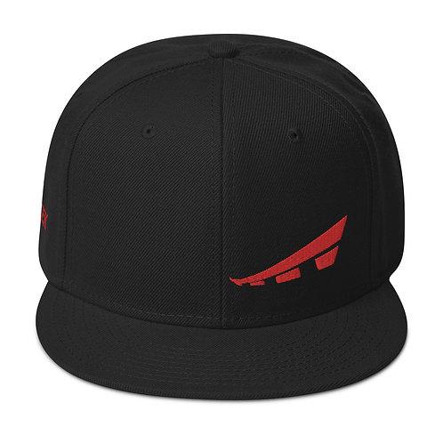 RAMPCHECK SMALL MARK AVGEEK Snapback Hat