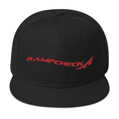 RAMPCHECK LOGO WAVE Snapback Hat