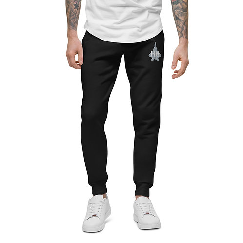 F-22A HH EMBROIDERED Unisex Fleece Sweatpant
