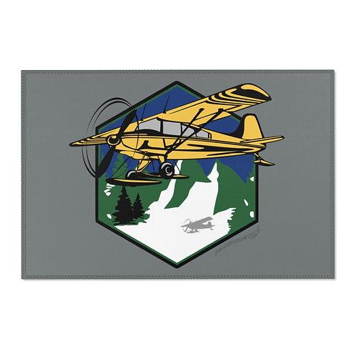 MOUNTAIN FLYING Area Rug