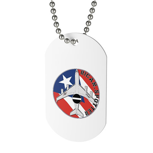 @rican.spotter Dog Tag