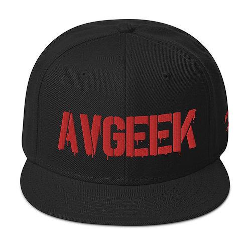 AVGEEK Snapback Hat