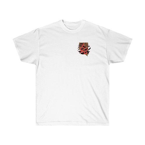 UNOFFICIAL RED FLAG 21-3 NEVADA Heavyweight T-shirt