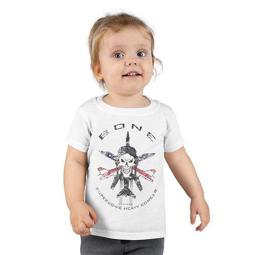 SKULL & CROSS BONES SUPERSONIC HEAVY BOMBER USA Toddler T-shirt