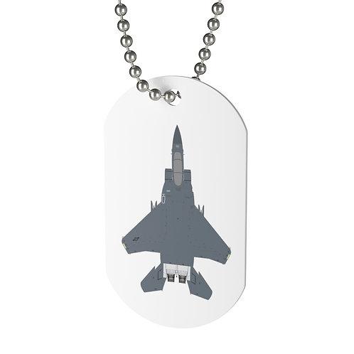 F-15E STRIKE EAGLE Dog Tag
