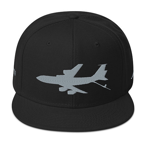 KC-135 NKAWTG Snapback Hat