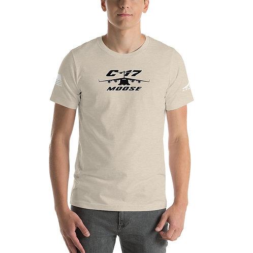 UNOFFICIAL USAF C-17 MOOSE USA PREMIUM Lightweight T-shirt