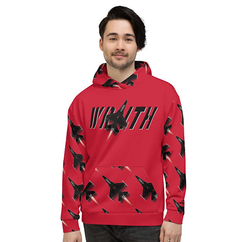 UNOFFICIAL F-16 WRAITH AGGRESSOR Unisex Hoodie