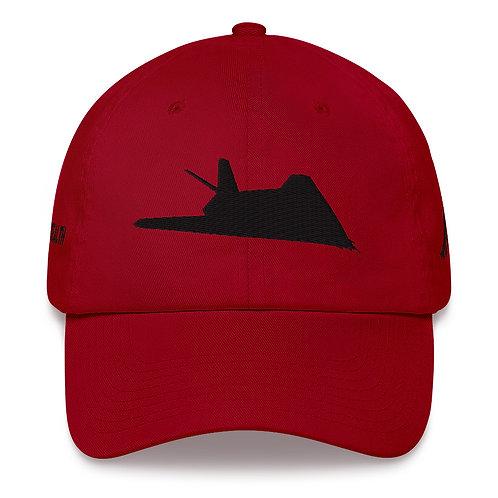 F-117 STEALTH Dad hat
