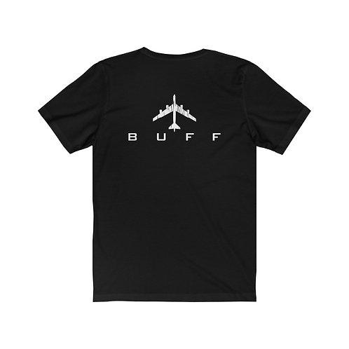 B-52 BUFF BACK PRINT Unisex Short Sleeve T-Shirt