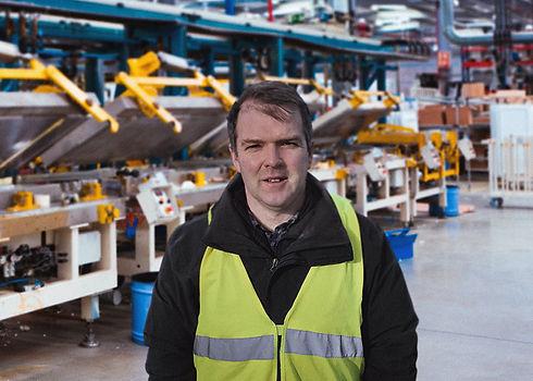 Duncan Murtagh Vetter  - on factory floo