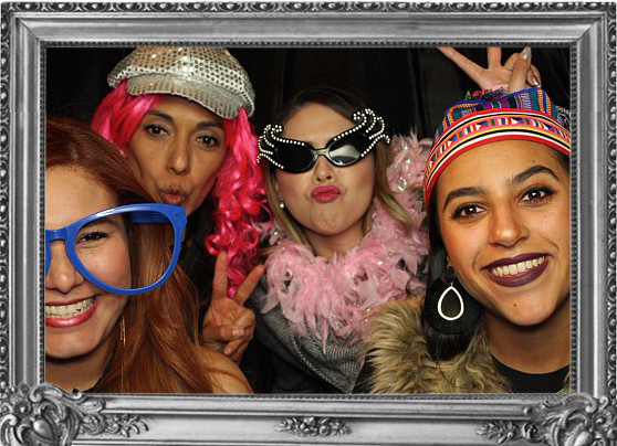 Trax Photo booth dress up