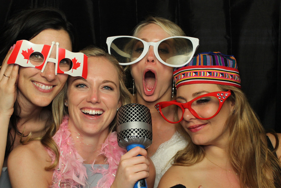 Trax Photo booth Vancouver area
