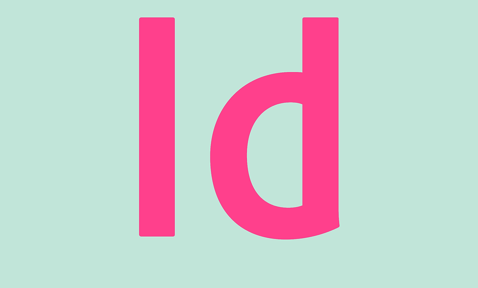 Adobe InDesign 1 Day Bespoke One-to-One Course