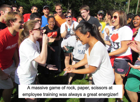 Give Employees a High Six! Simple and inexpensive employee recognition programs