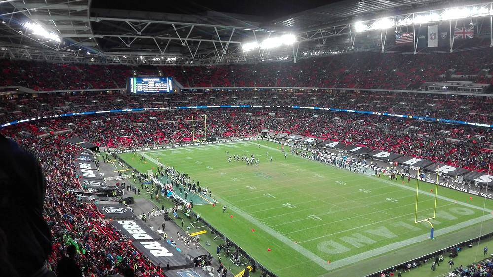 London Games, Seahawks, Raiders, Glen Scotia 15, The Whisky Exchange