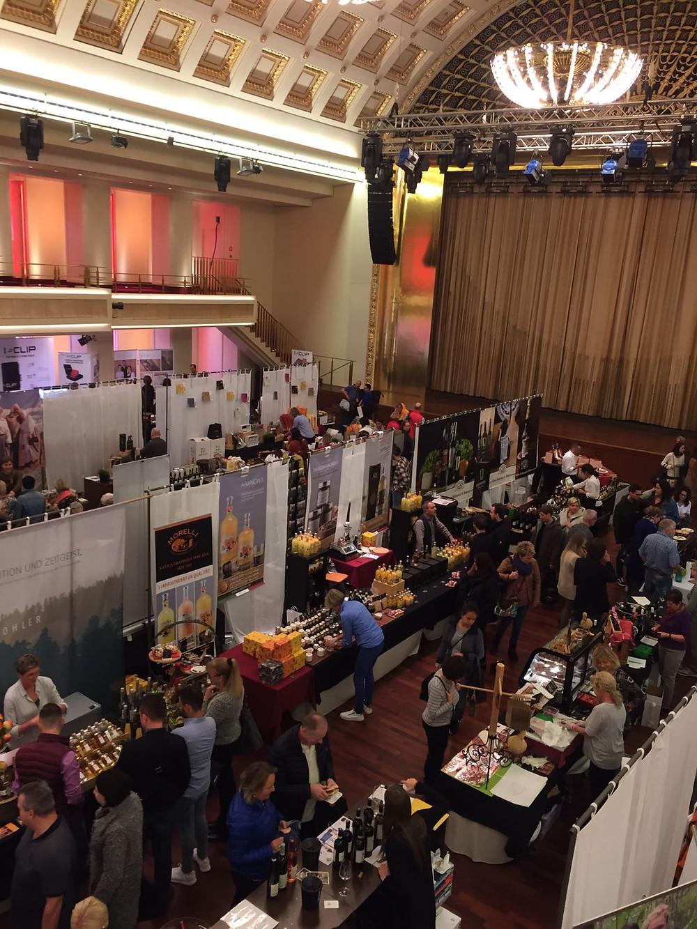 Fine Baden-Baden, Whisky Messe, Fine Baden-Baden, Genussmesse, Kurhaus, Dalmore 12