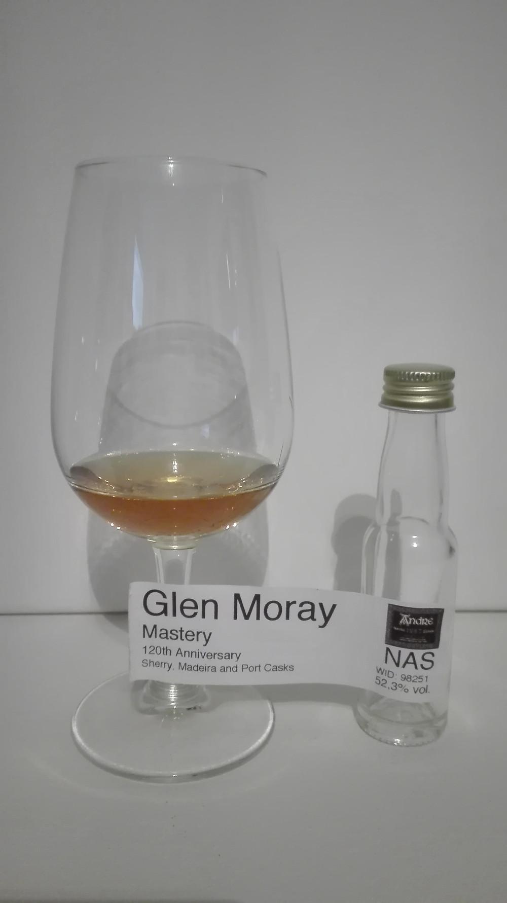 Glen Moray Mastery, Tasting, Test, Glen Moray, 120th Anniversary, Geburtstag