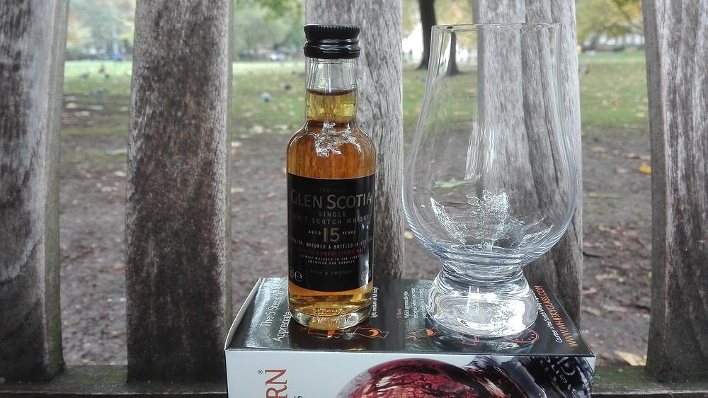 Glen Scotia 15, The Whisky Exchange, London, Tasting, Campbeltown