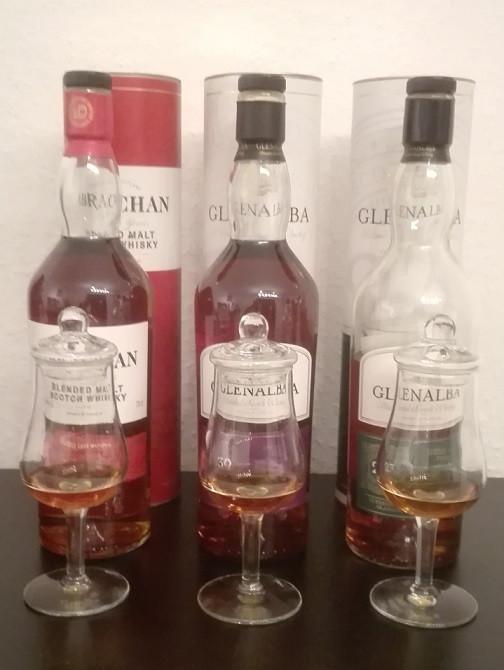 Glenalba30, Abrachan16, Lidl Whisky, Lidl Blend, Ben Bracken, Glenalba 2019