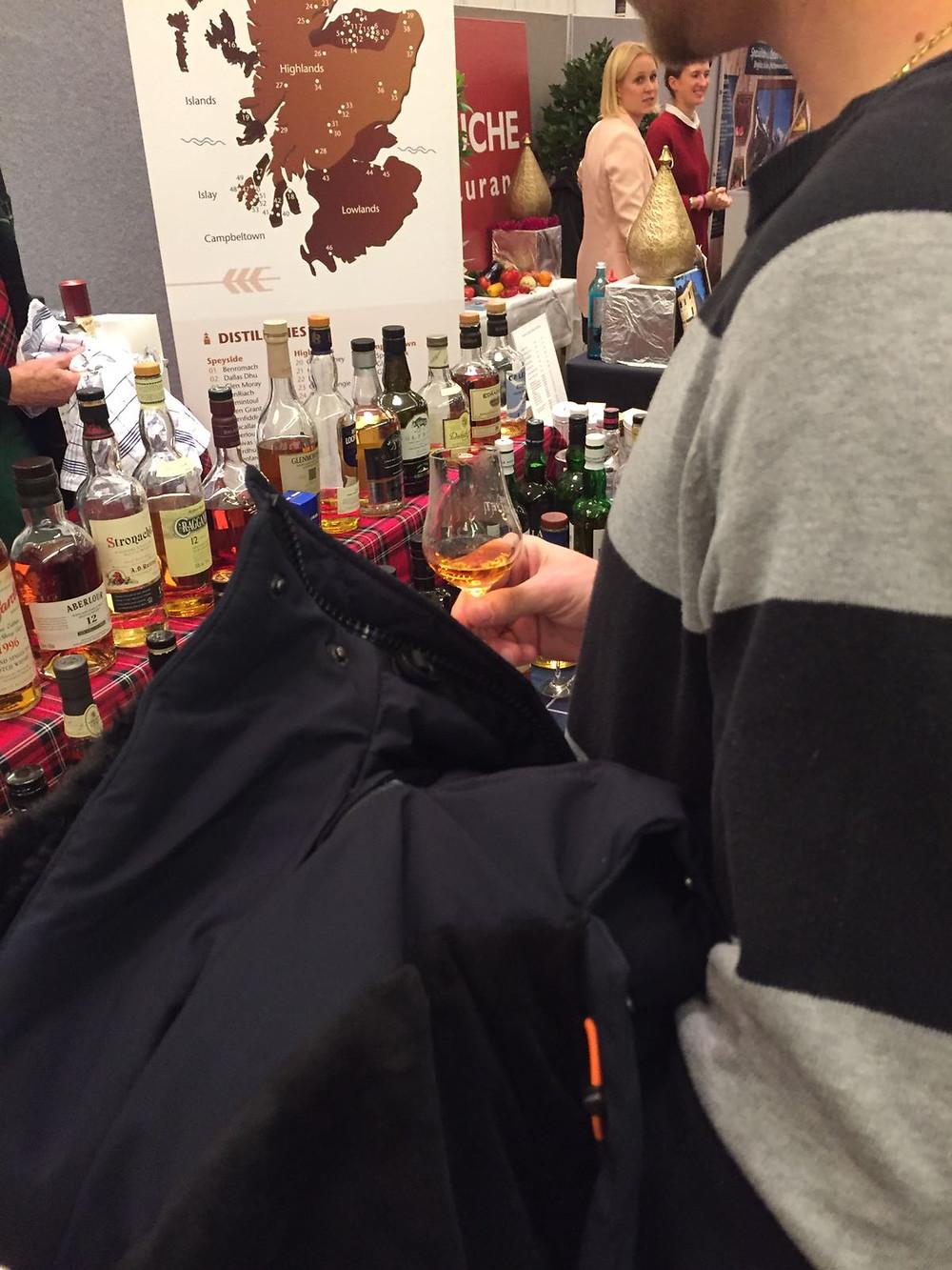 Whisky Messe, Fine Baden-Baden, Genussmesse, Kurhaus, Dalmore 12