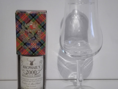 Gordon&MacPhail MacPhails 2000 Tasting