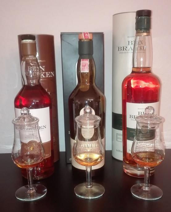 Ben Bracken 8, Ben Bracken 16, Ben Bracken Islay, Lidl Whisky, Malt, Tasting, Bewertung, Verkostung