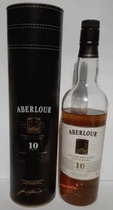 Aberlour 10, Tasting, Verkostung, Verkostungsnotiz, discontinued