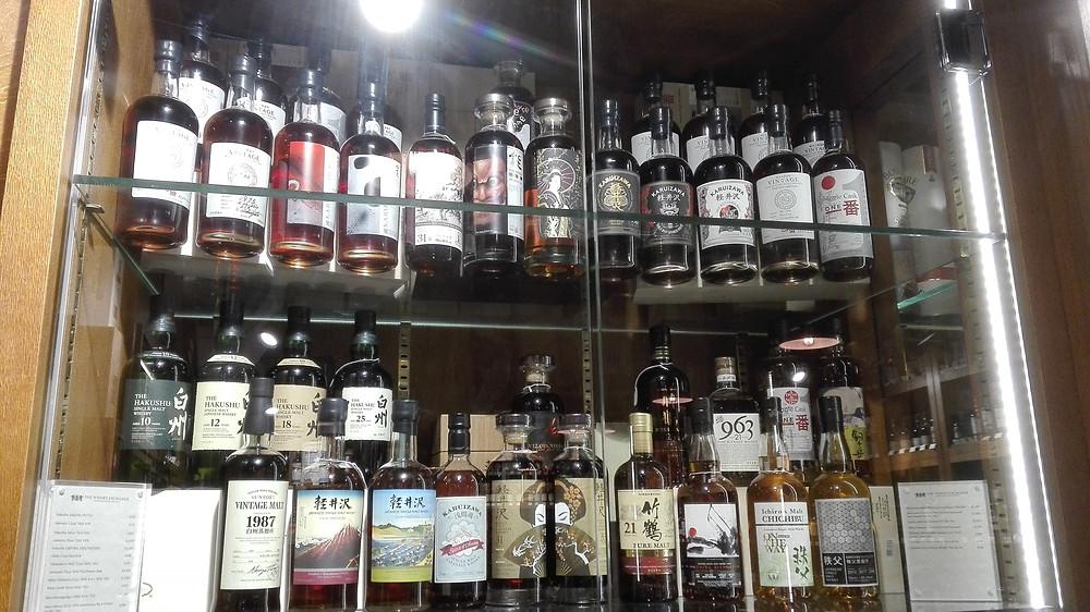 Glen Scotia 15, The Whisky Exchange, London, Tasting, Karuizawa