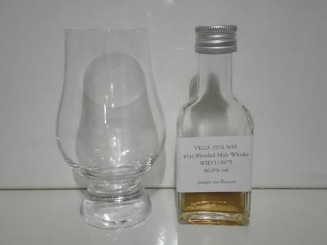 Vega 1976 Tasting