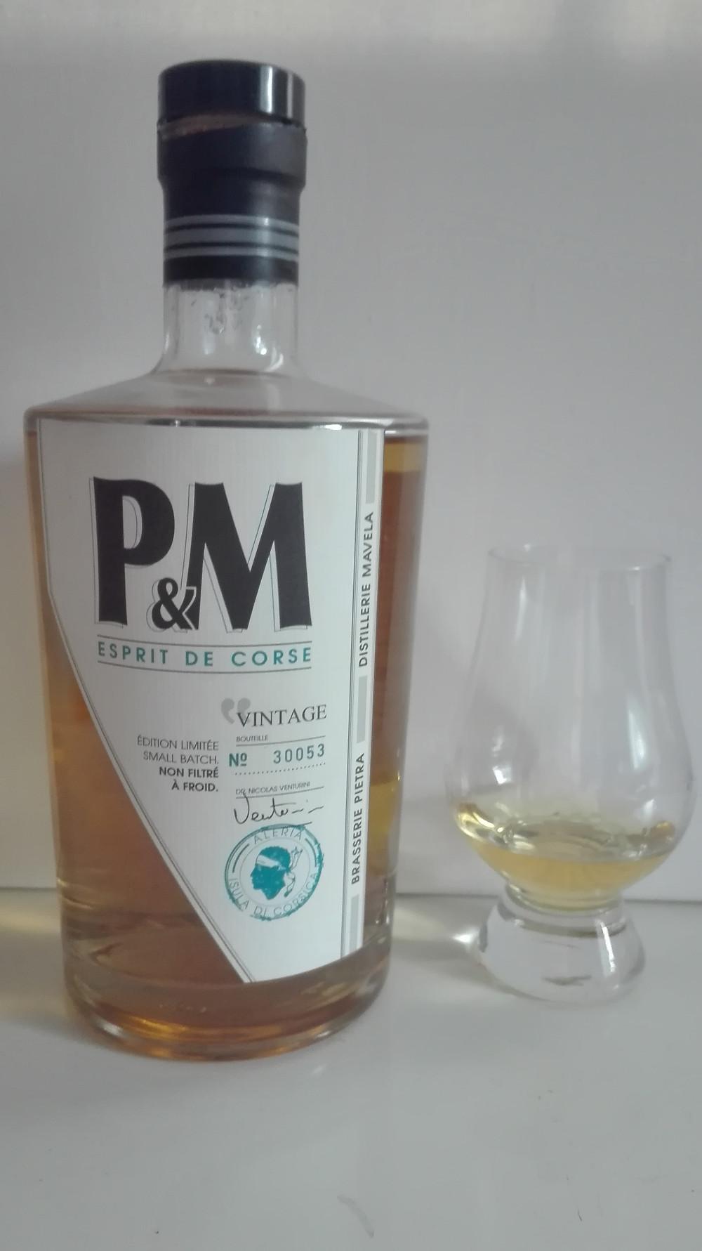 Whisky Gewinnspiel, P&M Vintage, Esprit de Corse, Mavela