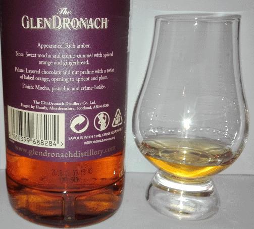 Glendronach 11 Tasting, Purple Range, Glendronach 2007, Glendronach 2018, Glendronach Mace Windu