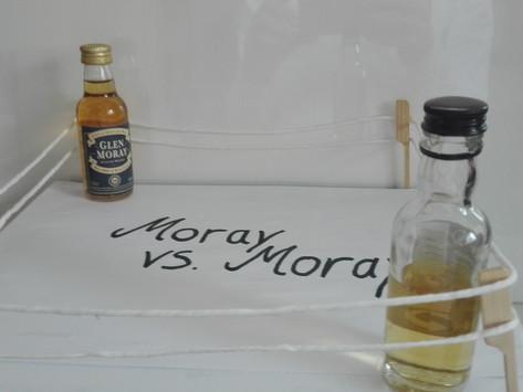 Moray vs. Moray - Zwei Morays im Vergleich