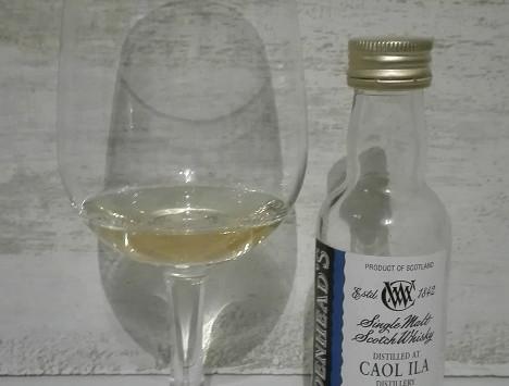 Caol Ila 13yrs. Cadenhead 1995-2009 Tasting