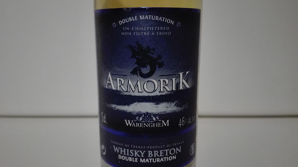 Warenghem, Armorik, Double Maturation, Whisky Breton, Destillerie Warenghem
