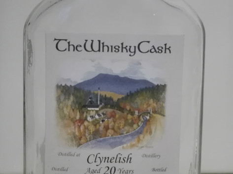 Clynelish 20 Years The Whisky Cask Tasting