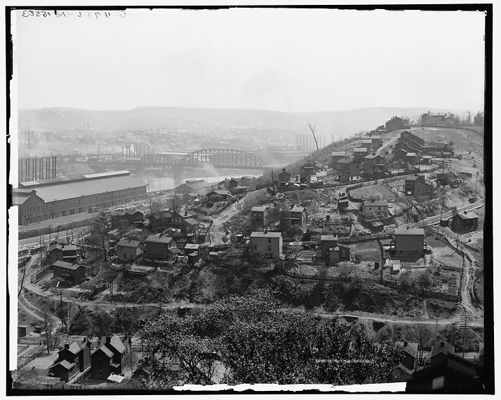Homestead_Steel_Works - library of congr