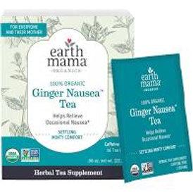 Ginger Nausea Tea