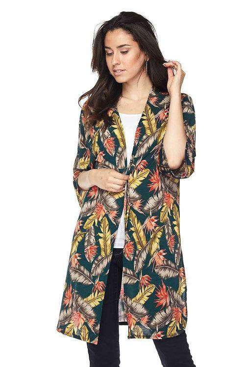 Fall Kimono Cardigan