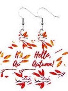 Hello Autumn Earrings