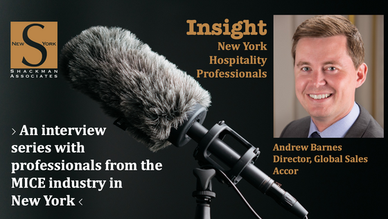 Insight; New York Hospitality Professionals - This Episode: Andrew Barnes
